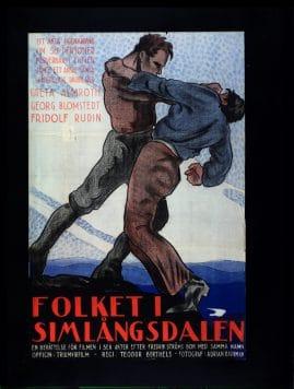 Folket i Simlångsdalen