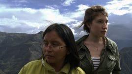 Storm över Anderna