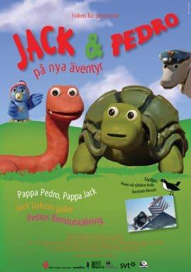 Jack & Pedro på nya äventyr
