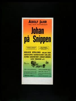 Johan på Snippen