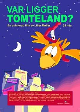 Var ligger Tomteland?