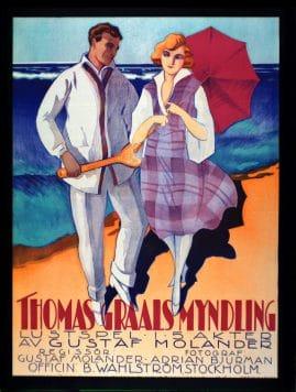 Thomas Graals myndling