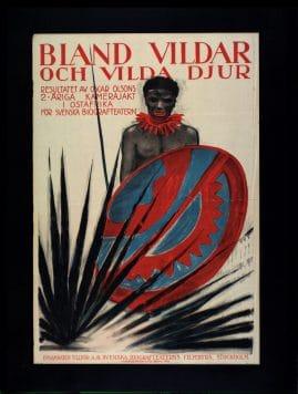 Bland vildar och vilda djur : Svenska Biografteaterns expedition till Brittiska Ostafrika åren 1919-1921 - image 2