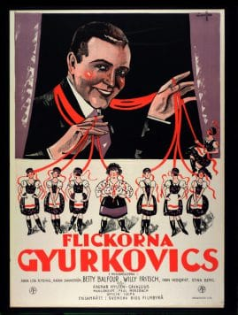 Flickorna Gyurkovics