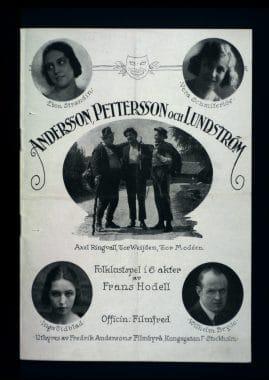 Andersson, Pettersson och Lundström