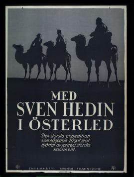 Med Sven Hedin i Österled