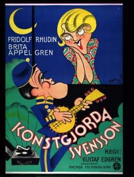 Konstgjorda Svensson - image 1