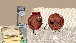 Köttbullarna och argsmittan