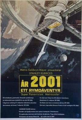År 2001 - ett rymdäventyr