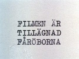 Fårö Document - image 1