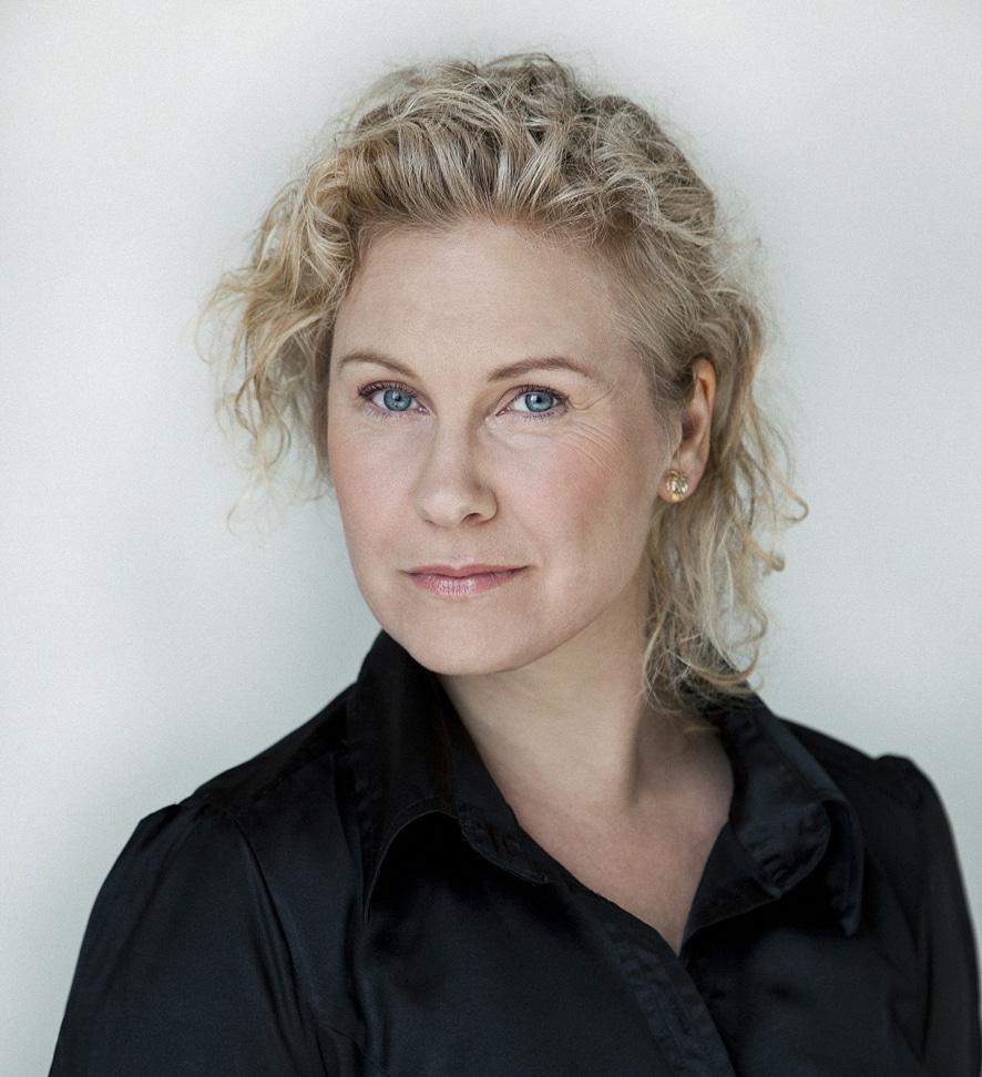 Interview With Eva Melander From Border The Swedish Film Database