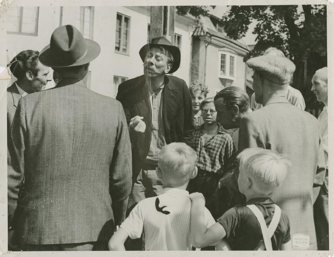 kalle blomkvist 1947