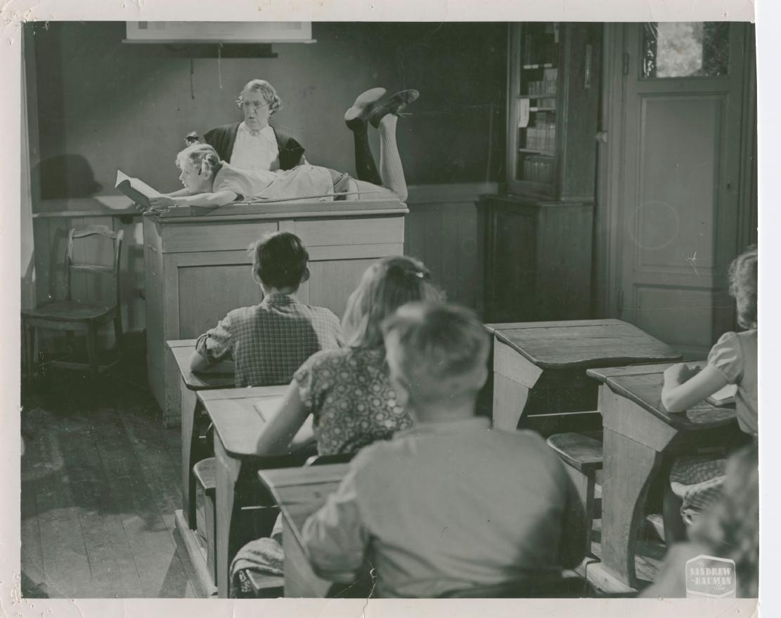 Pippi Langstrump 1949 The Swedish Film Database