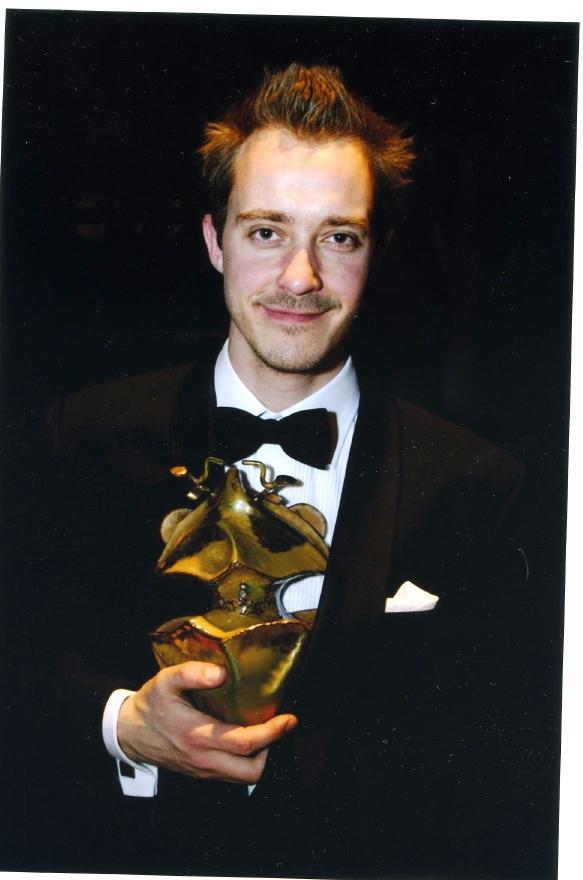 Jonas karlsson fick franskt pris