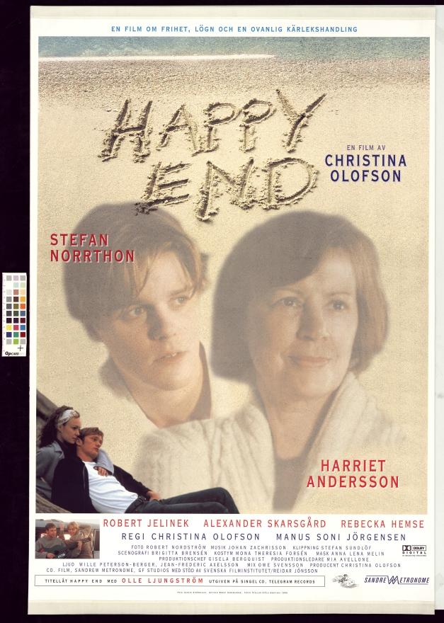 Happy End (1999) – Svensk Filmdatabas 80c2824b14b1c