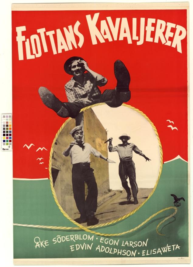 Flottans kavaljerer (1948) – Svensk Filmdatabas 38b4501e1b3bd