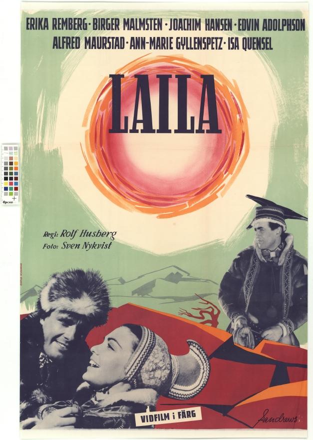 filmen laila 1958
