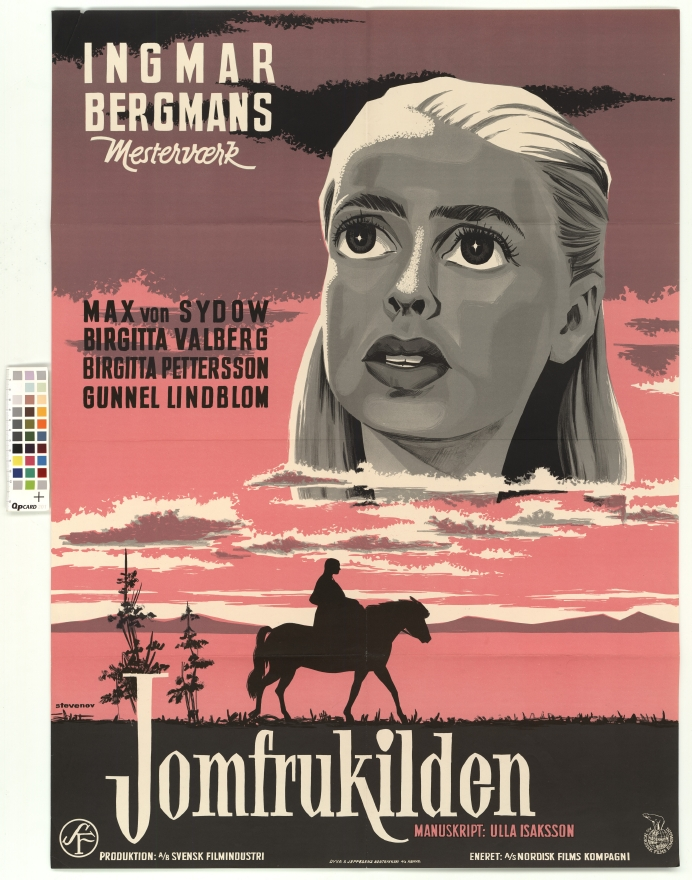 The Virgin Spring (1960) – The Swedish Film Database b01ad9dee9a8d