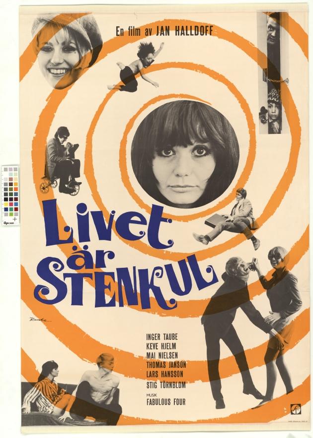 Livet är stenkul : Fyra dagar i maj 1966 (1967) - Svensk
