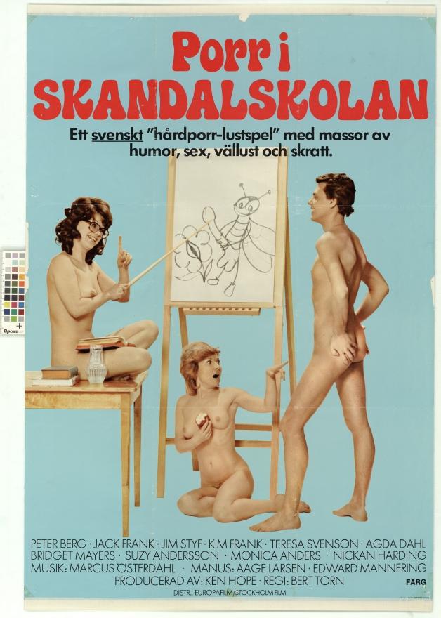 Porr i skandalskolan