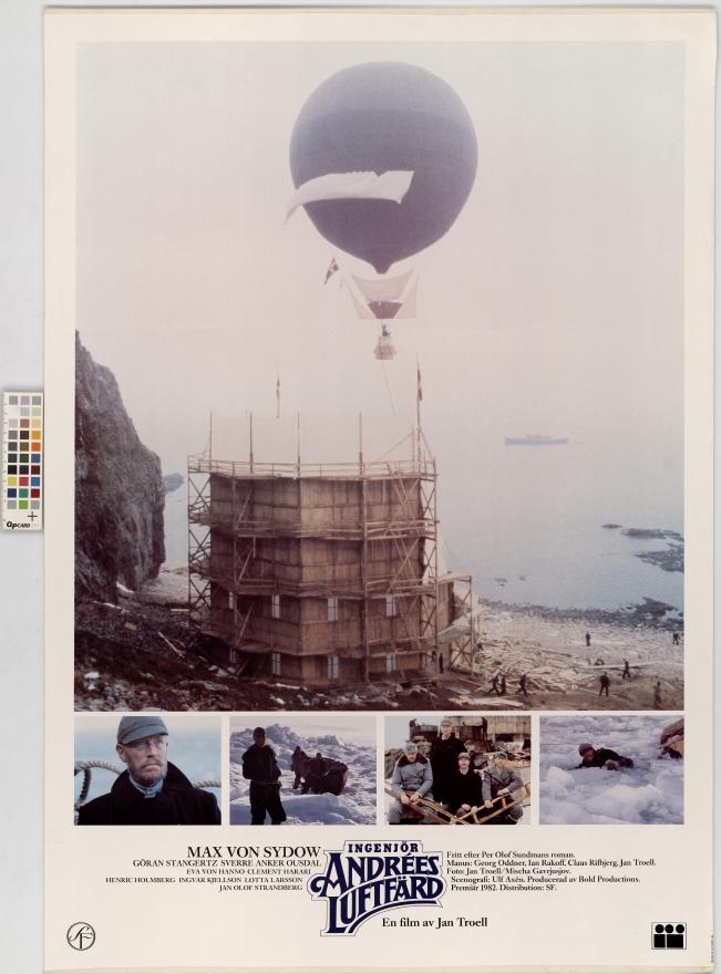 Ingenjör Andrées luftfärd (1982) SFdb