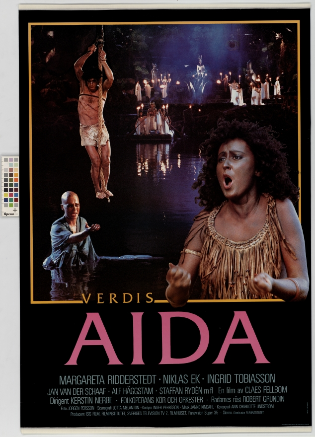Aida (1987) – The Swedish Film Database