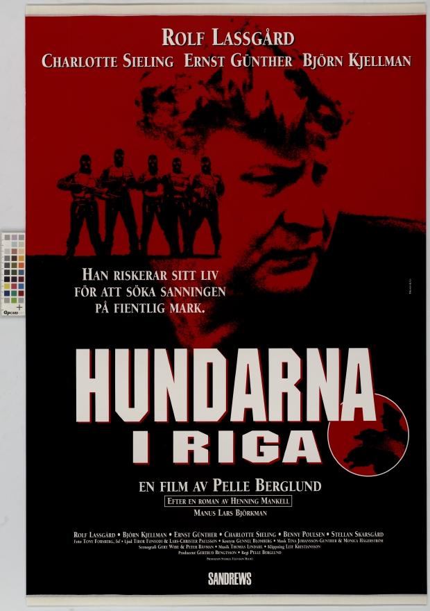 Hundarna i Riga (film) – Wikipedia