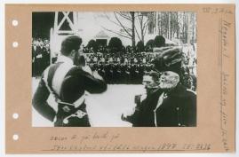 En bildserie ur Konung Oscar II:s lif - image 3