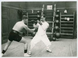 Laban Petterkvist tränar till Olympiska spelen - image 1