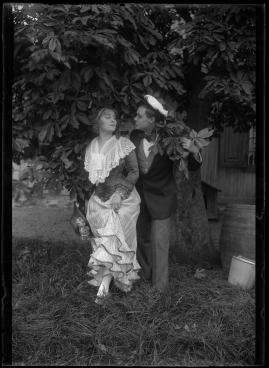 """Kammarjunkaren : En liten bild från """"den gamla goda tiden"""" - image 25"""
