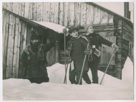 Högfjällets dotter : Svenskt original i 3 akter - image 16