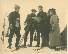 Högfjällets dotter : Svenskt original i 3 akter - image 29