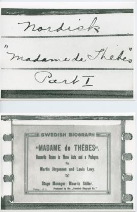 Madame de Thèbes - image 8