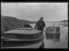 Havsgamar : Drama från de yttersta skären i 3 akter - image 99