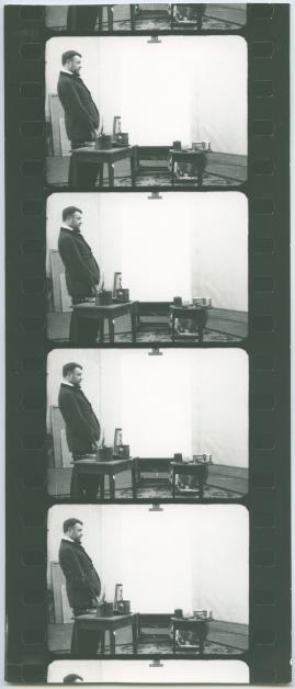 När Kapten Grogg skulle porträtteras - image 1