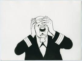 När Kapten Grogg skulle porträtteras - image 2