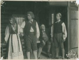 Ett farligt frieri : Folkkomedi i fyra akter - image 2