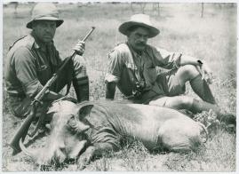 Med Prins Wilhelm på afrikanska jaktstigar - image 49