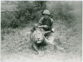 Med Prins Wilhelm på afrikanska jaktstigar - image 36