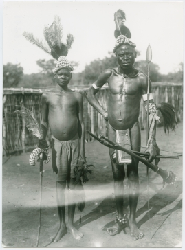 Med Prins Wilhelm på afrikanska jaktstigar - image 5