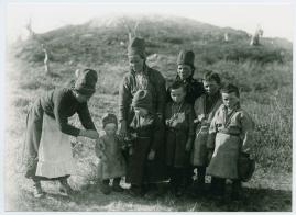 I fjällfolkets land : Dagar i Lappland hos Inka Länta och hennes fränder - image 12