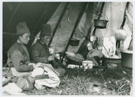 I fjällfolkets land : Dagar i Lappland hos Inka Länta och hennes fränder - image 19