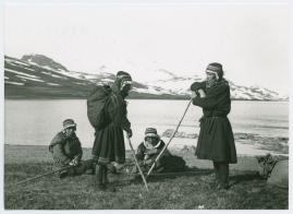 I fjällfolkets land : Dagar i Lappland hos Inka Länta och hennes fränder - image 2