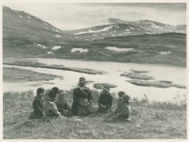 I fjällfolkets land : Dagar i Lappland hos Inka Länta och hennes fränder - image 3