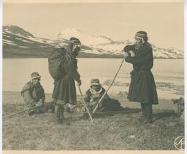 I fjällfolkets land : Dagar i Lappland hos Inka Länta och hennes fränder - image 21
