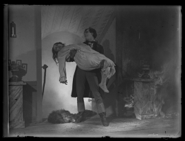 Gösta Berlings saga/del I : I auktoriserad bearbetning för filmen - image 188