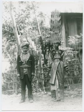 Bland malajer på Sumatra - image 22