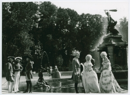 Två konungar : Romantiserad skildring från Gustaf III:s och Bellmans dagar - image 129