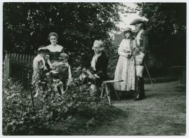 Två konungar : Romantiserad skildring från Gustaf III:s och Bellmans dagar - image 130