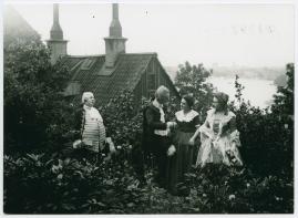 Två konungar : Romantiserad skildring från Gustaf III:s och Bellmans dagar - image 95